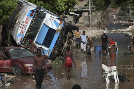 Par Marvel : Pour lui, la tragédie haïtienne n'est qu'une aubaine