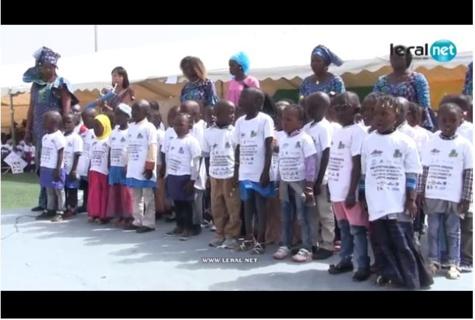 Semaine nationale de la petite enfance et de la case des tout-petits: « Chaque dollar investi dans la nutrition génère un bénéfice de 16 dollars », dixit Massamba Sene directeur de cabinet du ministre de la protection de la petite enfance