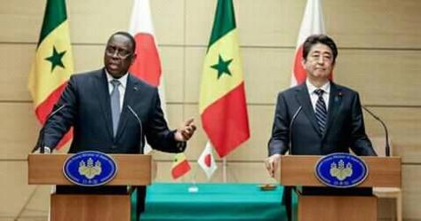 Photos: Le Président Macky Sall en visite au Japon