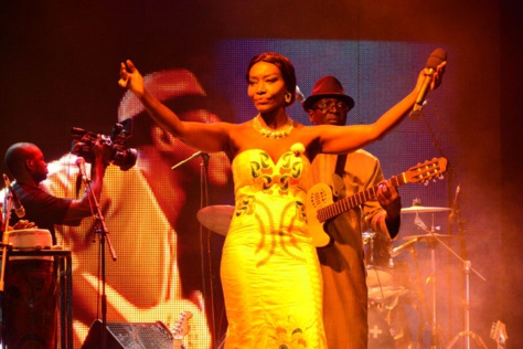 Concerts et sensibilisation sur l'immigration: Coumba Gawlo surbookée va sillonner le Sénégal des profondeurs