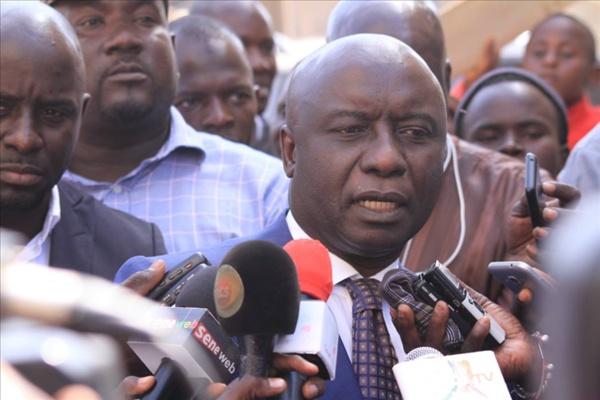"""Affaire Khalifa Sall : """"Jamais dans l'histoire politique du Sénégal, la justice n'a été discréditée à un tel niveau"""""""
