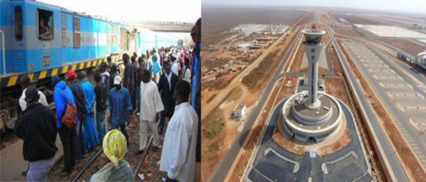 Airs et rails paralysés : Le Sénégal coupé du reste du monde, le gouvernement aphone