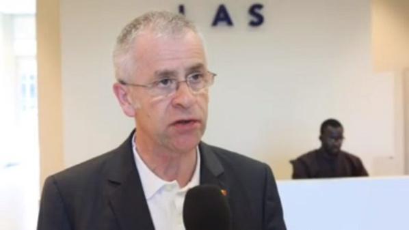 """Xavier Mary, Dg de LAS: """"l'aéroport de Diass n'est qu'une victime de cette situation"""""""