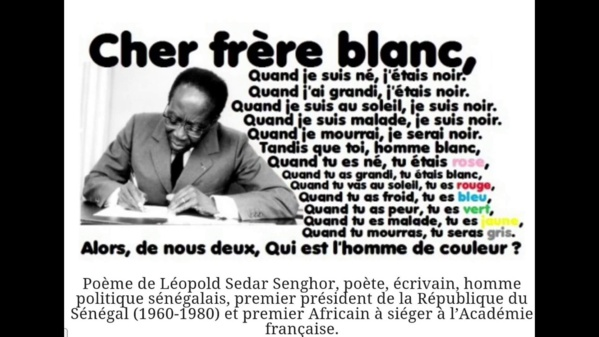 Le Parti socialiste célèbre Léopold Sédar Senghor le 20 décembre
