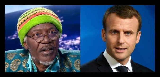 Alpha Blondy s'attaque aux présidents africains et tacle Emmanuel Macron (Vidéo)