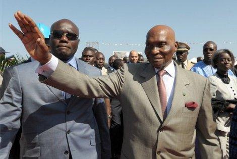 Charge du président Wade contre la BCEAO