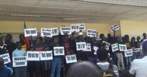 Foncier à Mbour- Affaire Auchan: Des jeunes Mbourois arrêtés