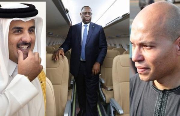 Visite de l'émir du Qatar au Sénégal : Karim Wade au menu ?