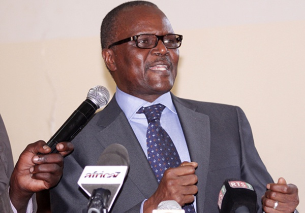 Ousmane Tanor Dieng : « Macky Sall est train de réaliser ce que Senghor avait comme vision… »