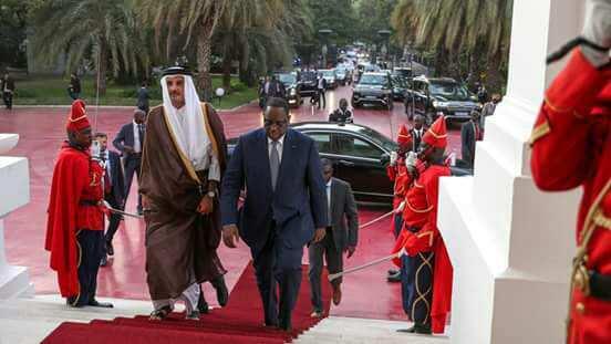 Omerta sur le séjour de l'émir qatarien: Mystère autour d'une visite-express