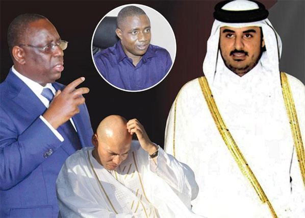 """L'Emir du Qatar ne se déplacera jamais pour... Karim Wade"" ( Yoro Dia)"