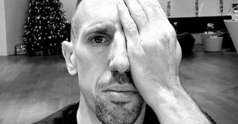 L'insulte très originale de Ribéry à un internaute