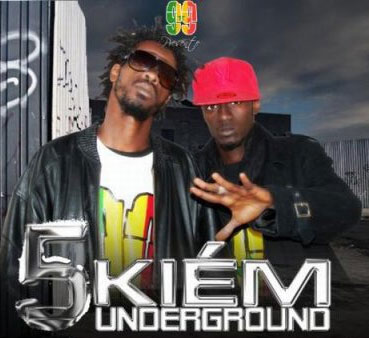 Hip-Hop : 5kièm Underground remporte le trophée du meilleur tube de l'année