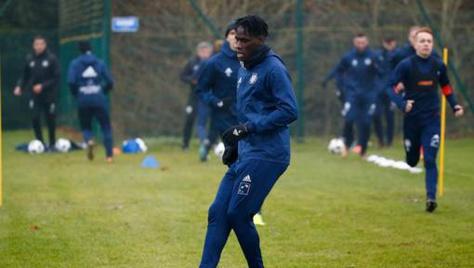 Anderlecht: Kara Mbodj opéré au genou, sera absent deux mois