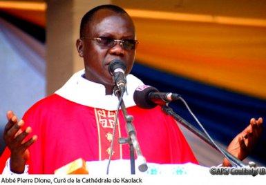 Abbé Pierre Dione, Curé de la cathédrale de Kaolack : « Notre pouvoir judiciaire doit rester à la hauteur des attentes du peuple»