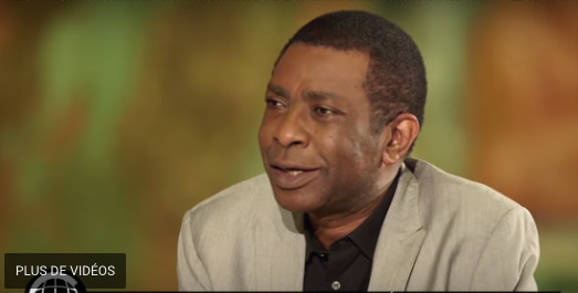Youssou Ndour: « J'ai des choses à dire, des livres à écrire »