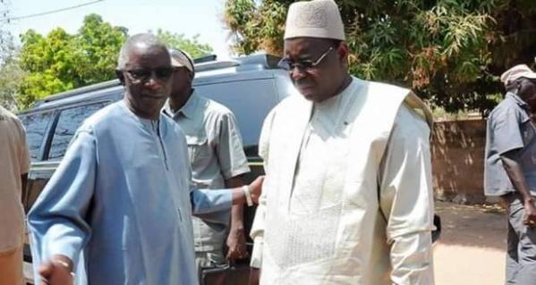 Accueil de Macky à Kolda: Bécaye Diop tient tête aux jeunes