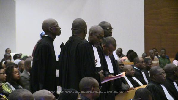 Photos : Revivez les temps forts du procès renvoyé de l'Imam Alioune Badara Ndao