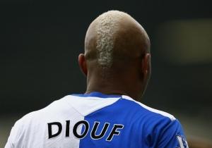 El-Hadji Diouf avertit par la police