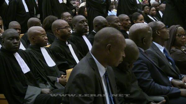 Cérémonie de prestation de serment d'avocats stagiaires: Le procureur général Lansana Diaby répond aux détracteurs de la justice