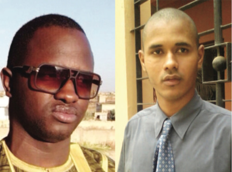 Cheikh Gadiaga et Moïse Rampino écroués
