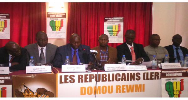 Affaire des 200 milliards de francs des biens mal acquis : La coalition Domi Rewmi donne raison à Mimi Touré