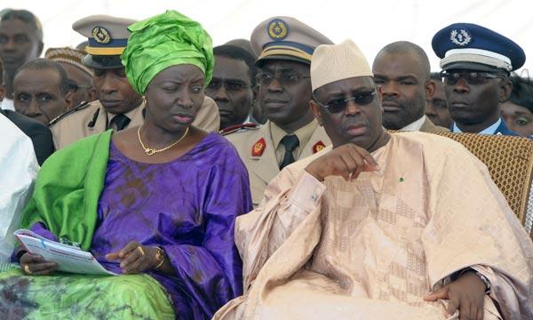 Reddition des comptes: Macky Sall en phase avec Mimi Touré