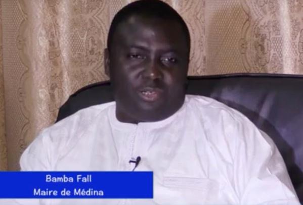 """Bamba Fall sur la lettre à Anne Hidalgo : """"Aliou Sall n'est pas une référence en matière de président de l'Association des maires du Sénégal"""""""