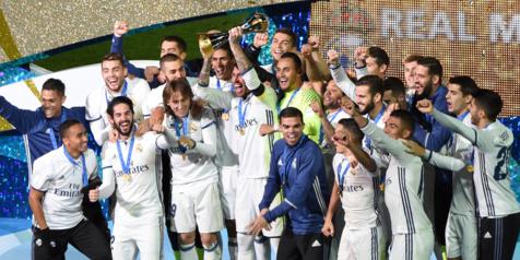 UEFA : Meilleurs clubs de l'Histoire - le Real Madrid largement leader