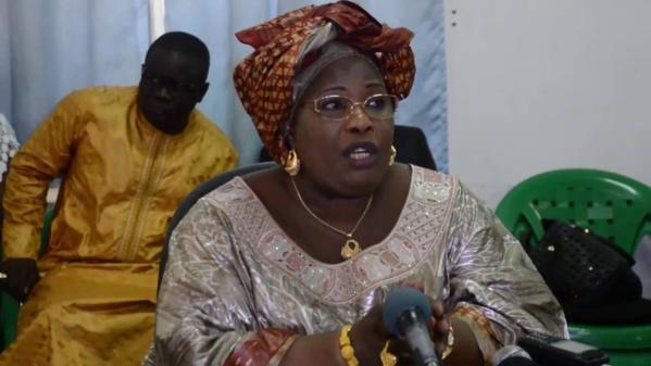 Aminata Mbengue Ndiaye : « Depuis 2007, Khalifa Sall complote contre Ousmane Tanor Dieng »