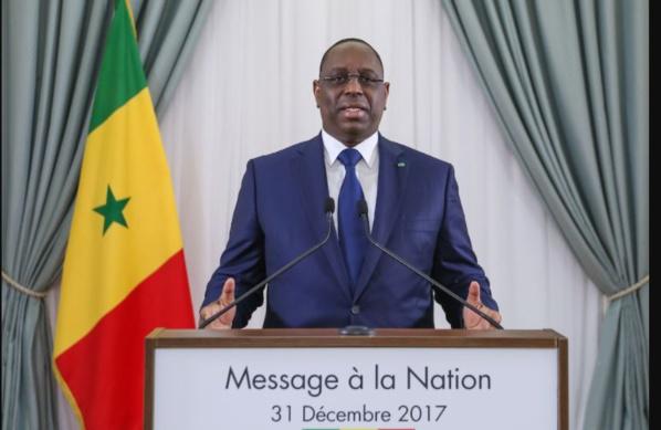 """Dialogue politique : Macky Sall réitère son appel à """"toutes les forces vives de la Nation"""""""
