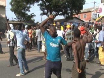 L'opposition rejette la victoire de Faure Gnassingbé et manifeste