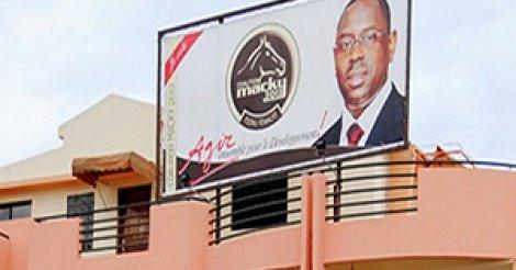 Siège de l'Apr : Une polémique et une plainte contre Macky Sall