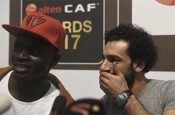 Ballon d'or Africain 2017 : Sadio Mané « Salah mérite le ballon d'or »
