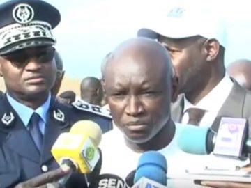 Sécurité publique au Sénégal: les chiffres-clé du ministère de l'Intérieur