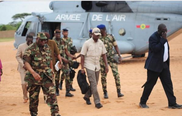 Attaque armée à Borofaye: Macky réunit son Conseil de sécurité et ordonne l'armée à traquer les auteurs