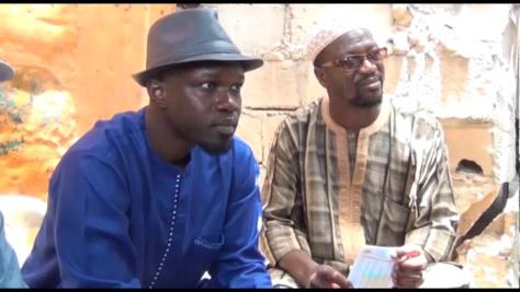 Tournée à Fatick : Ousmane Sonko dénonce la surveillance policière