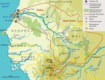Réunion au sommet entre services de sécurité mauritaniens et sénégalais