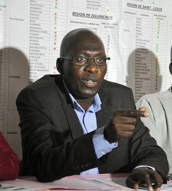 Nicolas Ndiaye, secrétaire général par intérim, répond à la Ld-debout : « ces fractionnistes sont disqualifiés pour convoquer le 8éme congrès »