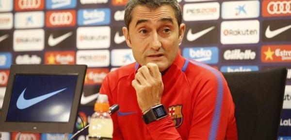 FC Barcelone: Ernesto Valverde dit ce qu'il pense de Coutinho et des performances de Dembélé