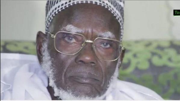 Vidéo-Serigne Mountakha Mbacké, nouveau Khalife des Mourides