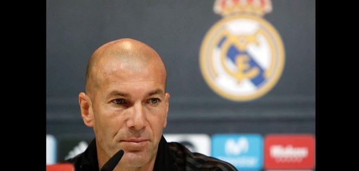 Real Madrid: Zinédine Zidane s'exprime sur sa période difficile
