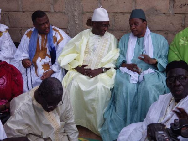 Thierno Béchir Tall à Mamadou Mamour Diallo : «vous êtes un fils et membre à part entière de la famille»