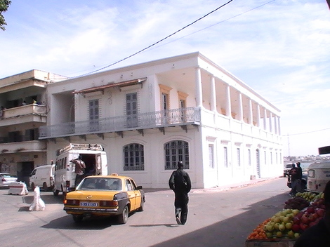 Sénégal : Saint Louis et le vent du grand large