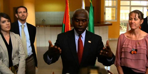 « Pays de merde »: Suite à sa convocation, l'ambassadeur des Etats-Unis au Sénégal réagit