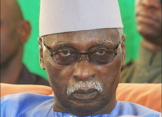"""Serigne Mbaye Sy Mansour, Khalife général des Tidianes, """"c'est Dieu qui donne le pouvoir et il le reprend quand il veut"""""""