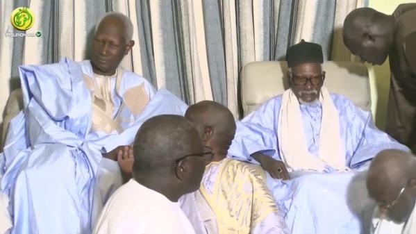 Rappel à Dieu de Cheikh Sidy Mokhtar Mbacké: Le Président Diouf compte aller à Touba