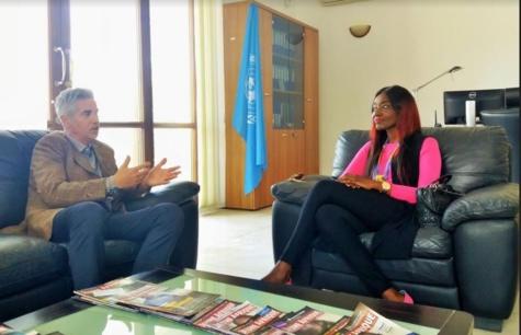 Haut Commissariat des droits de l'homme : Coumba Gawlo reçue « en haute estime » par le représentant résidant