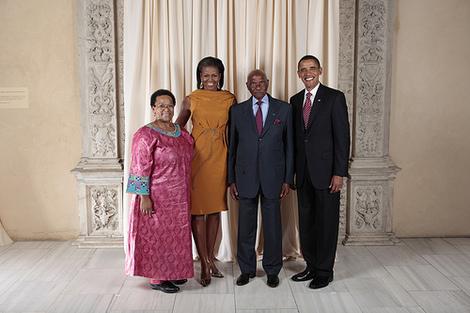 Le Président Wade à Washington ce Lundi pour regarder un film.
