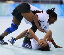 Handball: Tournoi qualificatif des Jeux olympiques de la jeunesse : Les 'Lionnes' sombrent, les 'Lions' sauvent l'honneur